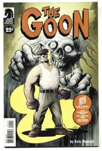Goon 2005 25 cent cover-Dark Horse NM-