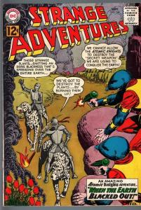 STRANGE ADVENTURES #144-1962-ATOMIC KNIGHTS-DC SILVER AGE-VG VG