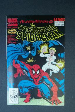 Peter Parker Spider-Man Annual #9 1989