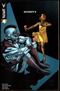 Divinity II #4 1-for-10 Cover C (Jul 2016, Image) 9.6 NM+