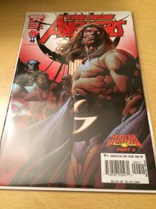 New Avengers #9 2005 series vol 1