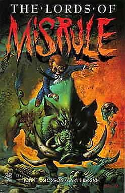 Lords of Misrule (Atomeka) #1 VF/NM; Atomeka | save on shipping - details inside