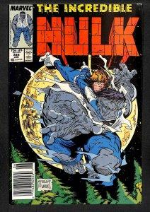 The Incredible Hulk #344 (1988)
