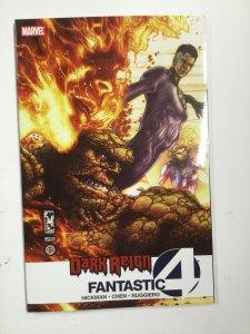 Dark Reign: Fantastic Four Tpb Softcover Sc Near Mint Nm Marvel