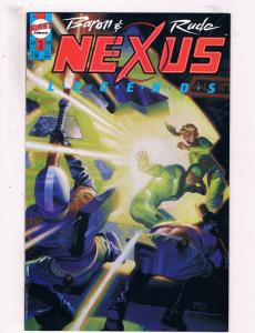 Nexus Legends #3 VF First Comics Comic Book Baron 1989 DE25