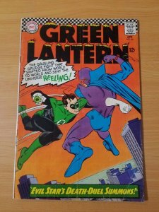 Green Lantern #44 ~ FINE - VERY FINE VF ~ (1966, DC Comics)
