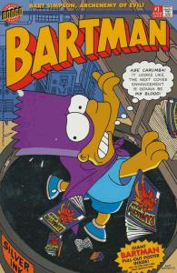 Bartman #1 VF/NM; Bongo | save on shipping - details inside