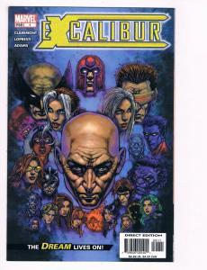 Excalibur # 1 Marvel Comic Books Magneto Nightcrawler Shadow Cat Wolverine!! S50