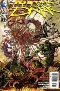 Justice League Dark #36, NM + (Stock photo)