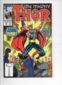 THOR #384 VF/NM God of Thunder 1966 1987, more Thor in store, Marvel