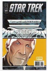 Star Trek Spock Reflections (2009 IDW) #4 VG