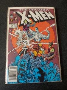INFERNO X-MEN #229 COPPER AGE