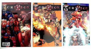 *Crimson (Image, '98-'00) 27 Book SET #1-22 + Scarlet One-Shot, multiple covers