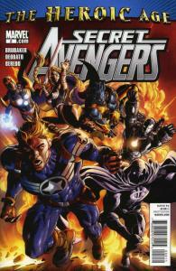 Secret Avengers #2 VF/NM; Marvel | save on shipping - details inside