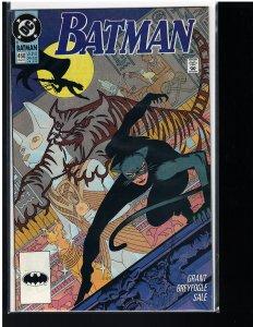 Batman #460 (DC, 1991)