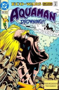 Aquaman (4th Series) #10 FN; DC | save on shipping - details inside