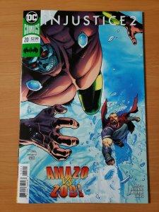 Injustice 2 #20 ~ NEAR MINT NM ~ 2018 DC Comics