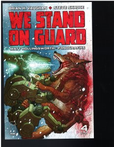 We Stand on Guard #4 (Image, 2015)