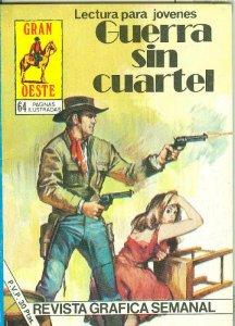 Gran Oeste numero 464: Guerra sin cuartel