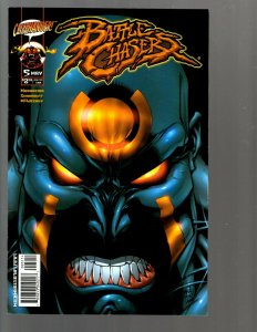 11 Comics Battle Chasers #5 6 7 8 + Bonus Story Newman #4 5 16 19 and more EK22