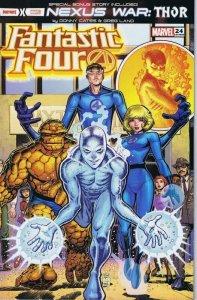 Fantastic Four #24 2020 Marvel Comics