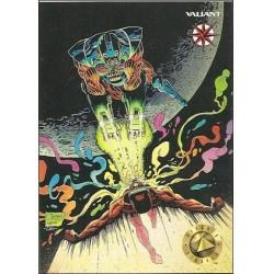 1993 Valiant Era SOLAR: MAN OF THE ATOM #17 - Card #40