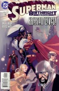 Superman: Birthright #9, NM (Stock photo)