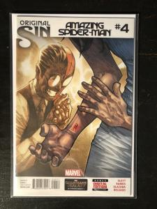 Amazing Spider-Man #4 - 1st App. Of Silk (Cindy Moon)