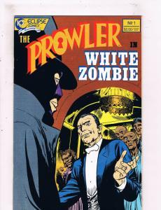 The Prowler In White Zombie #1 NM Eclipse Comics Comic Book 1988 DE25