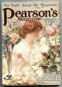 Pearson's Magazine February 1914- Clairvoyants FN