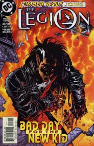Legion, The #15 VF/NM; DC | save on shipping - details inside