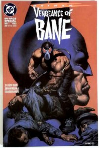 Vengeance of Bane 1st Print Batman High Grade NM- 9.0 DC Comic Comics book
