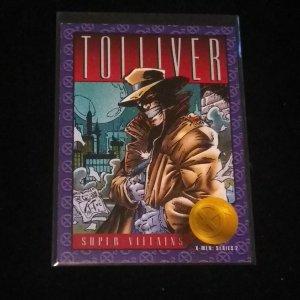 1993 Uncanny X-Men Series II #80 Tolliver