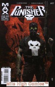 PUNISHER MAX (2004 Series) #57 Near Mint Comics Book