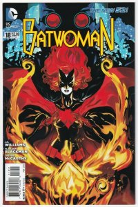 Batwoman #18 May 2013 DC