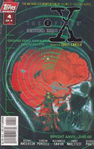 X-Files: Ground Zero #4