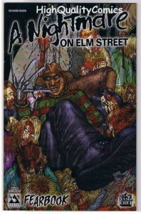NIGHTMARE on ELM STREET #1, NM+, Fearbook, Bodycount, 2006, more in store