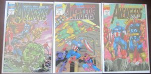 Avengers Comics Set # 1 - 6 - 8.0 VF - 1994