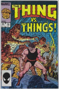 The Thing #16 (1984)