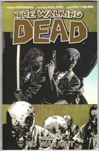 The Walking Dead TPB Vol 14 No Way Out (Image) - New!