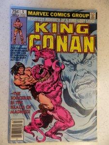 KING CONAN # 5