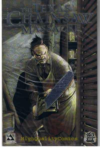 TEXAS CHAINSAW MASSACRE Special #1, NM+, Avatar, Platinum, more Horror in store
