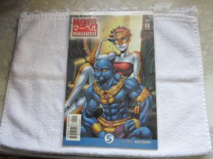 02 MARVEL COMICS MANGAVERSE # 5