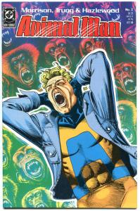 ANIMAL MAN #2, VF/NM, Grant Morrison, Powers, 1988, more in store