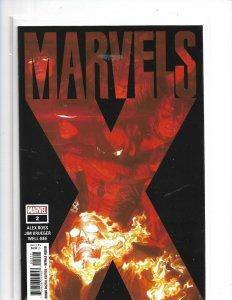MARVELS X #2 (OF 6) Marvel Comics (2020) NM  nw07