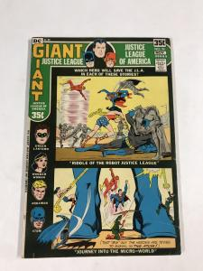 justice league of america 93 5.0 Vg/fn Very Good / Fn Dc Silver Age