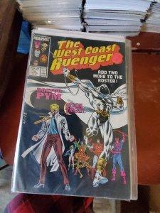 West Coast Avengers #21 (1987)
