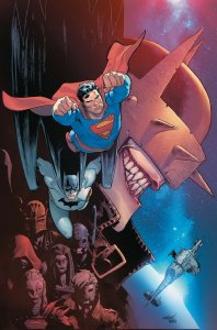 BATMAN SUPERMAN (2019 DC) #6 PRESALE-01/22