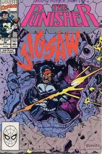 Punisher (1987 series) #36, NM- (Stock photo)