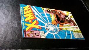 Uncanny X-Men #221 1987 FN 6.0 (1st Appearance of Mr. Sinister) FREE SHIPPING